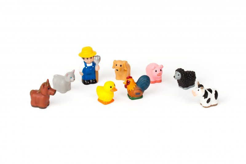 40316 FARM ANIMALS FINGER PUPPETS