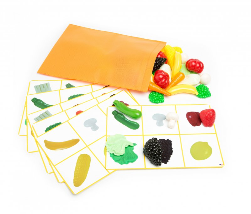 41018 TACTI FRUITS AND VEGETABLES